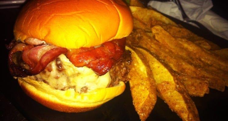 Angus Burger from Concrete Bar New York City