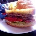 BLT Sandwich from Addie's