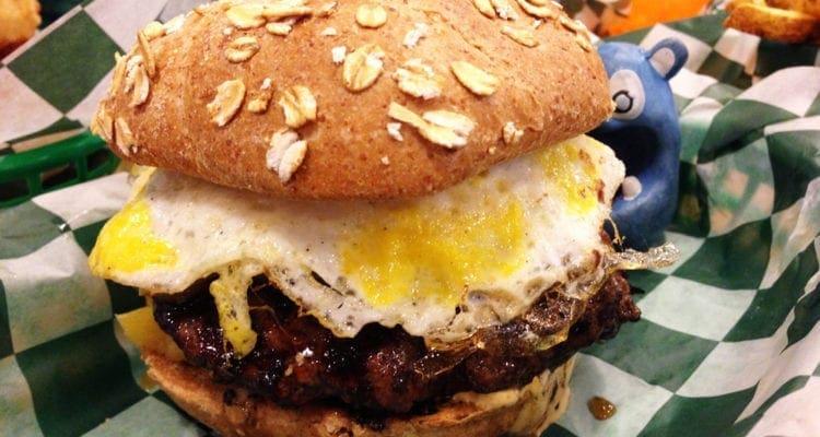 Big Buns Burger from Big Buns