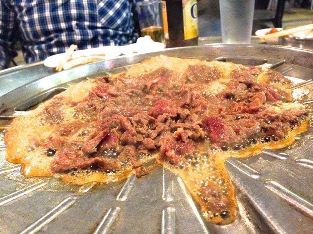Bulgogi from Honey Pig