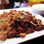 Bulgogi from BonChon Rockville