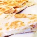 Chicken Quezadillas from Ay Jalisco