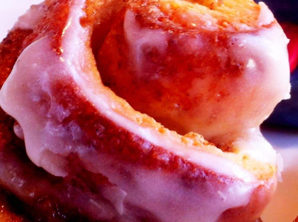 Cinnamon Rolls from Farmers Fishers Bakers