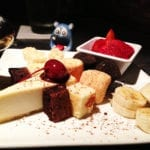 Chocolate Smores Fondue from Melting Pot