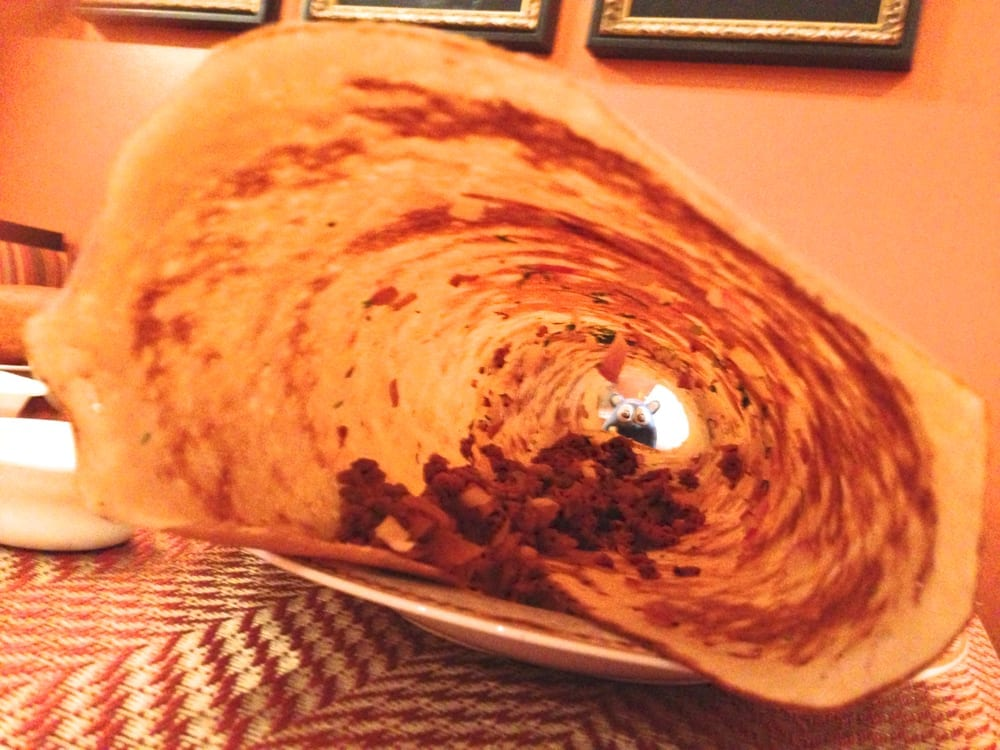 Keema Dosa from Heritage India