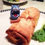Kotopita Greek Chicken Pie from Plato's Diner