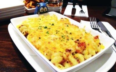 LBJ Mac n Cheese $19 @ Scion Silver Spring