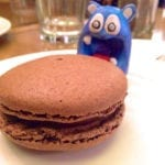 Large Chocolate Macarons from Paul-Bakery & Cafe