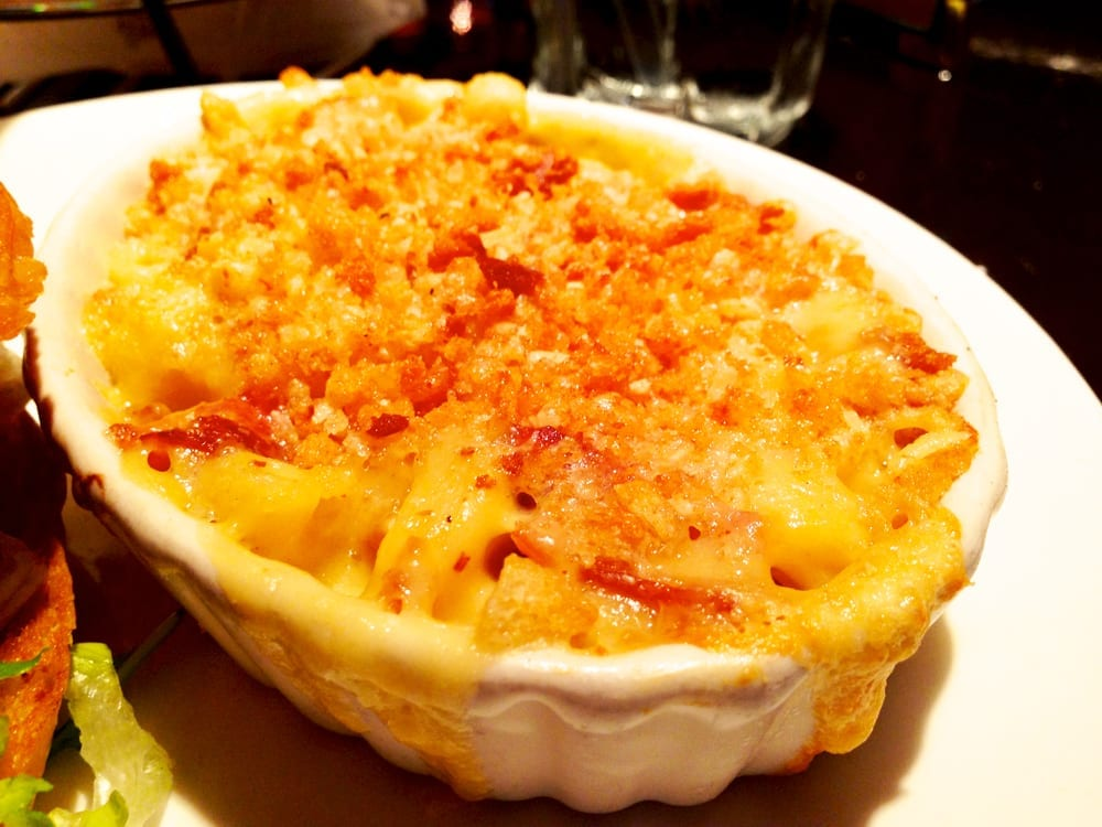 Mac 'N Cheese w. Ham Jackson's