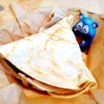 Obama Crepe from Crepeaway