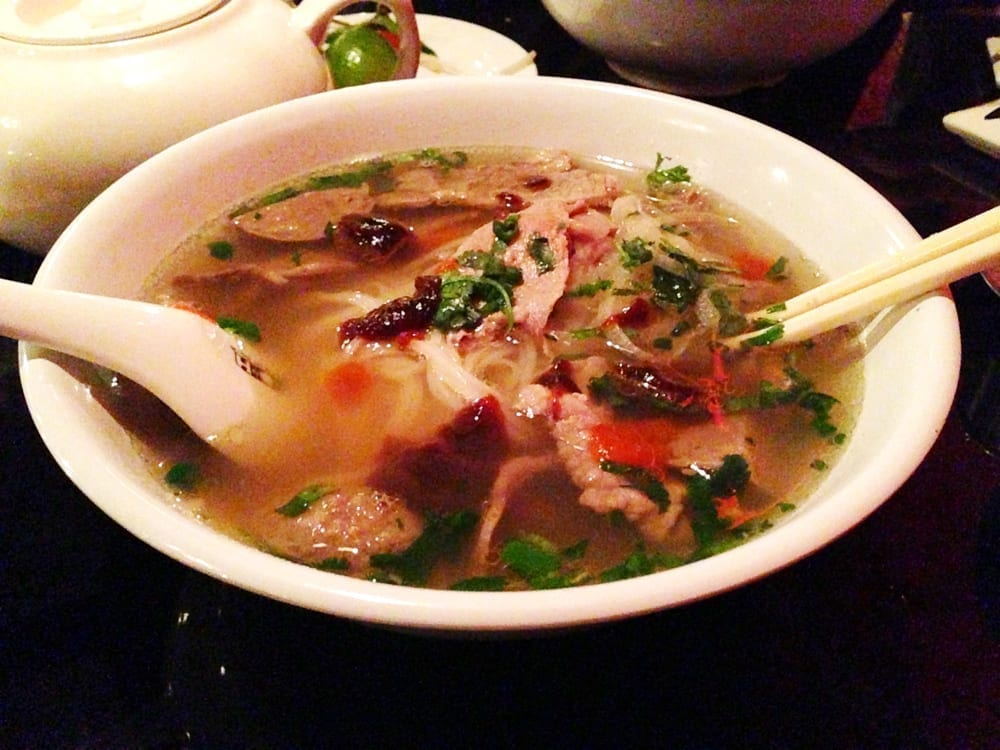 Pho Bo from Hanoi House
