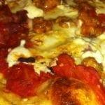 Quattro Formaggi from Pizza No17