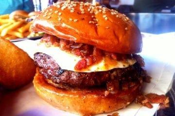 World Champion Burger from BGR