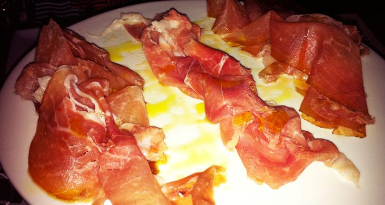 Assorted Ham from Graffiato