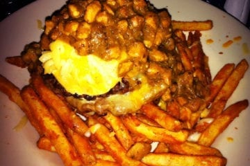 Austin Slopper Burger from Austin Gril