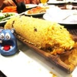 Bamboo Rice from Abe Manila Philippines