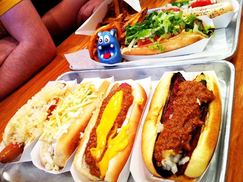 Bold Hot Dog Sampler from Bold Bite