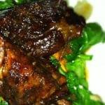 Braised Beef Shortrib from Birch & Barle
