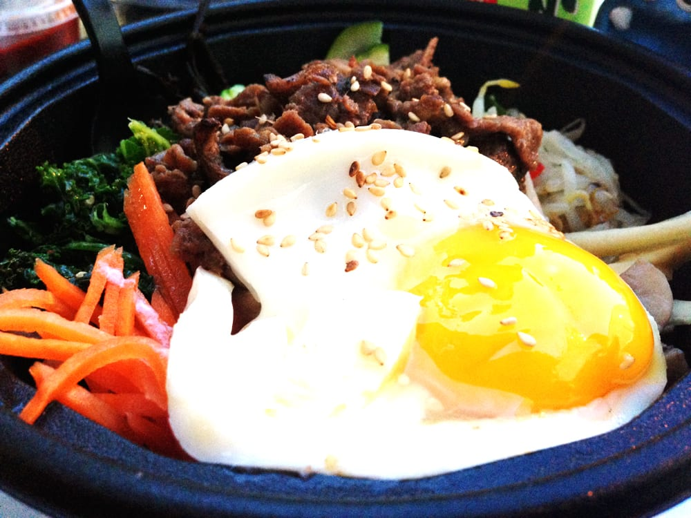 Bulgogi Bibimbap @ Triple B Fresh