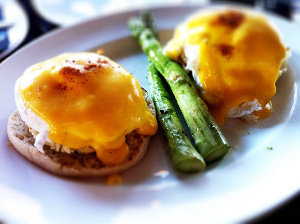 Chesapeake Eggs Benedict from Getaway