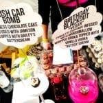 Birthday Blackout & Irish Car Bomb from Crunchcakes