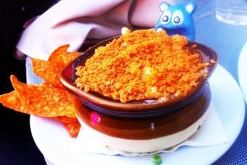 Dorito Crusted Mac n Cheese from PBR Rock Bar