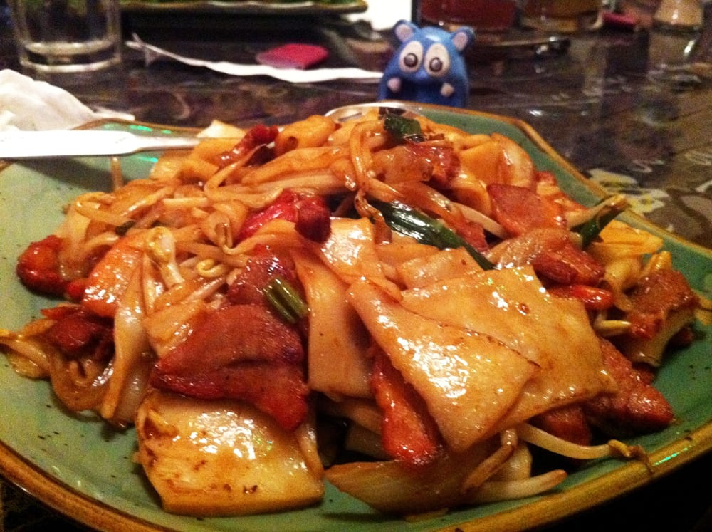 Drunken Noodle Thai Style from Young Chow