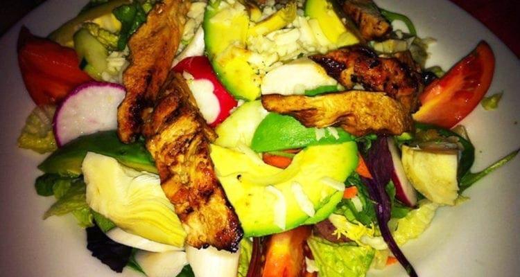 Ensalada Del Chef salad from Mi Rancho