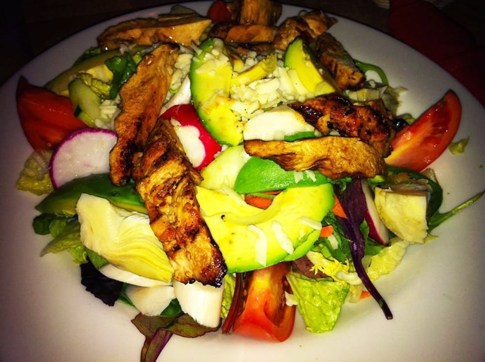Ensalada Del Chef salad from Mi Rancho