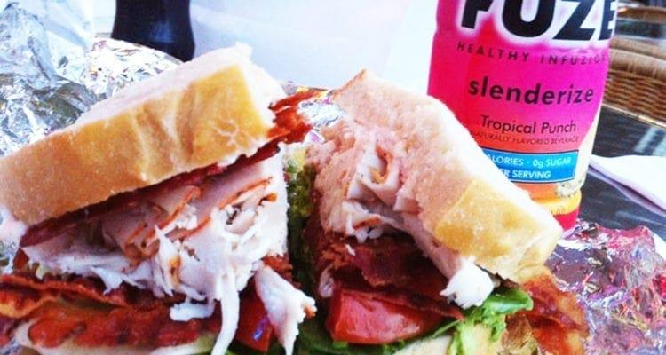 GOB Sandwich from Bethesda Market