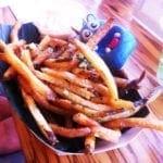 Garlic Cilantro Fries $6 @ Frita Batidos in Ann Arbor Michigan