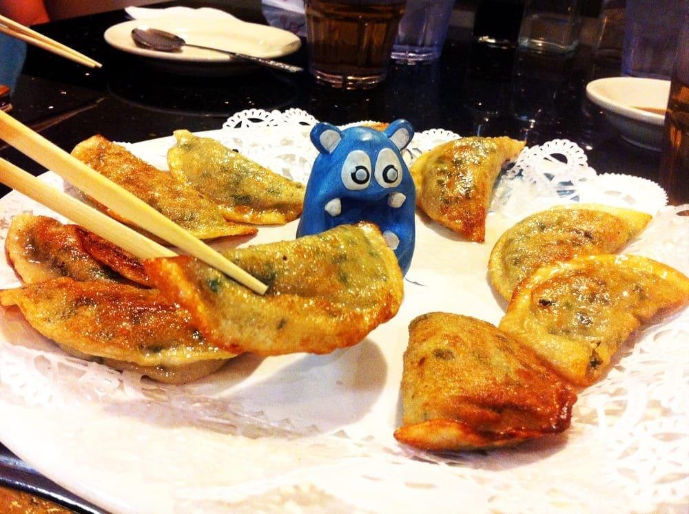 Gun Mandoo Dumplings from Hwa Gae Jang Tuh