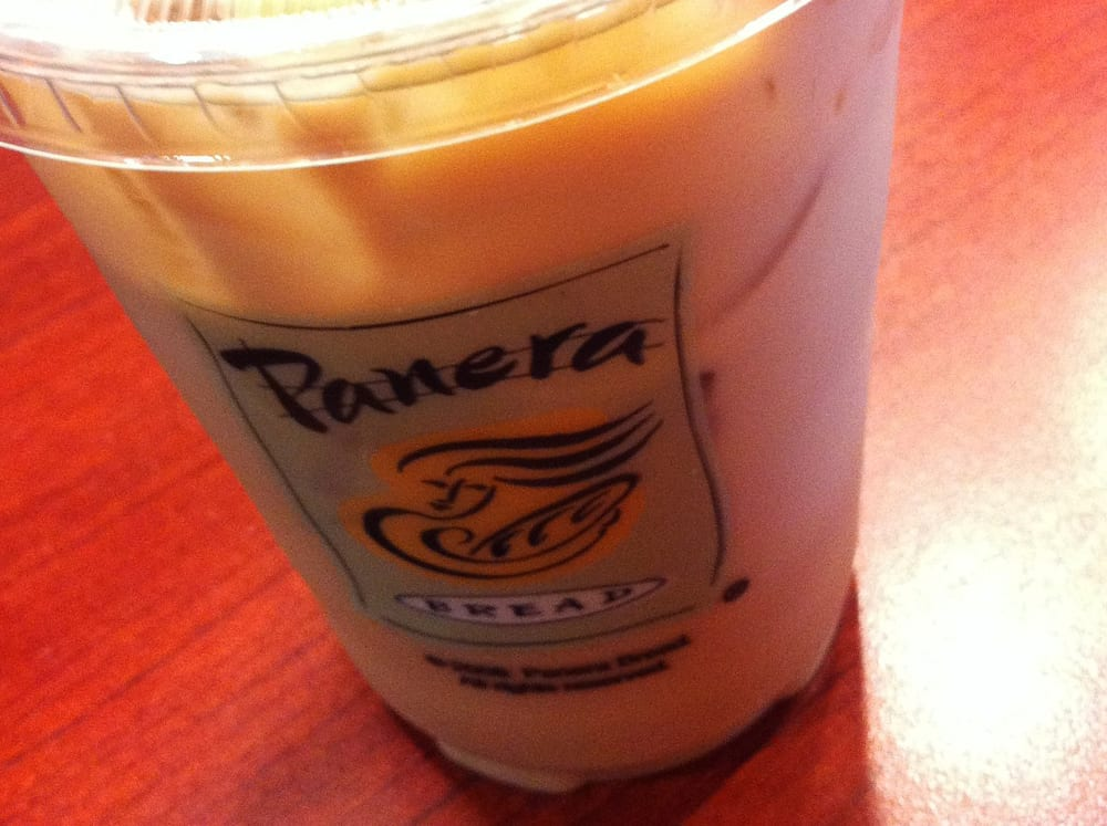 Iced Chai Tea Latte from Panera