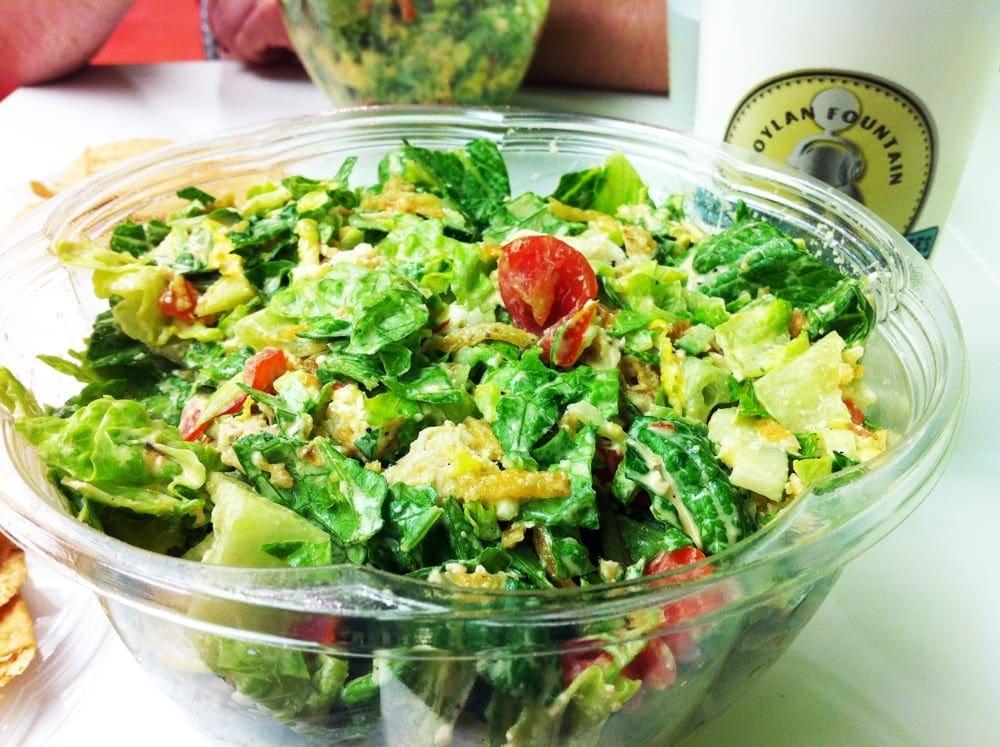 Like Spicy Souvlaki Cobb Salad from Chop't
