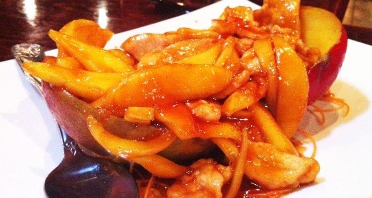 Mango Chicken from Penang
