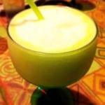 Mango Margarita from Mi Rancho