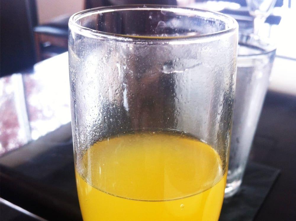 Mimosas from Getaway
