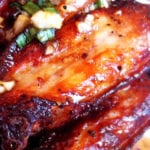 Oven Roasted Cracked Black Pepper Wings from Founding Farmers MoCo