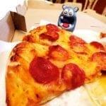 Pepperoni Pizza @ Shakey's Pizza in Manila Philippines