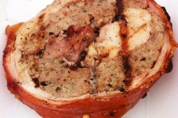 Pork Lollypop from Queen Vic