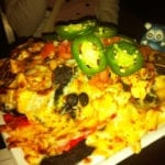 Supreme Chicken Nachos from Penn Social