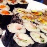 Sushi Rolls from KAZ Sushi Bistro
