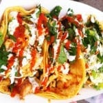 Tacos from TaKorean Truck