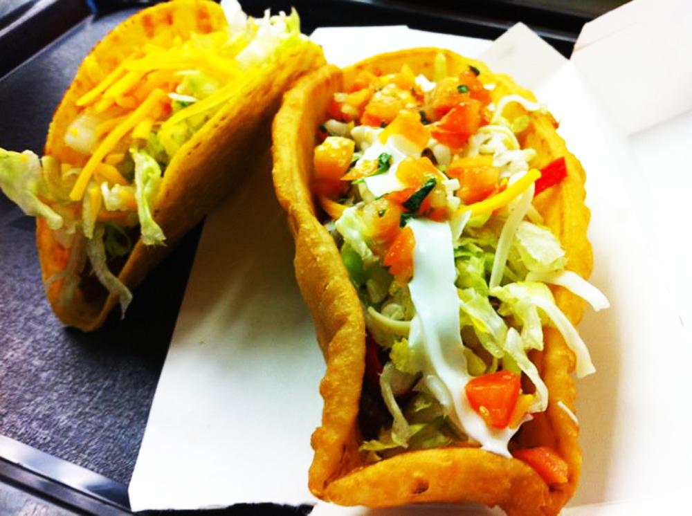 XXL Chulupa from Taco Bell