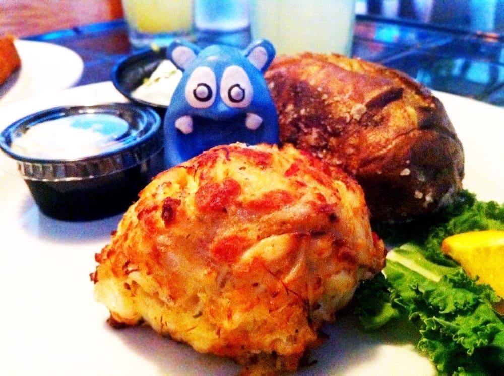 Crab Cake from Coins Restaurant & Pub Ocean City