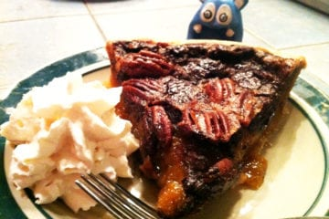 Chocolate Pecan Pie from Dangerous Delicious Pies