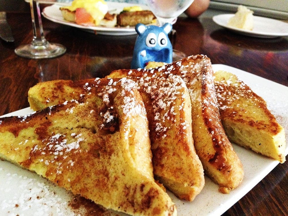 French Toast Brunch @ Mrs. K's