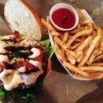Bleu's Burger from Adega
