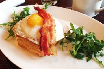 Brunch Tart from McGinty's