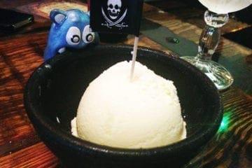Grog Ice Cream from Piratz Tavern